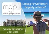 Murcia Golf Properties logo