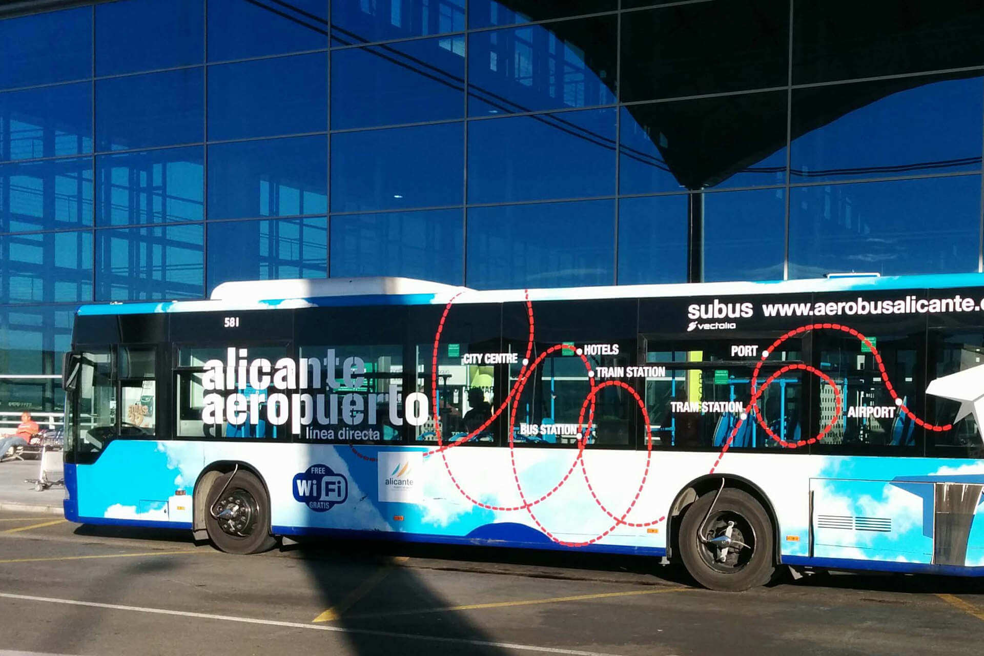 Alicante Airport Transportation