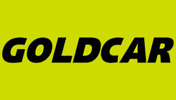 Goldcar car hire logo