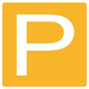 Long term parking - Parking logo