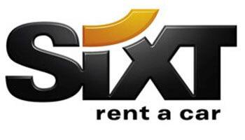 Sixt rent a car logo
