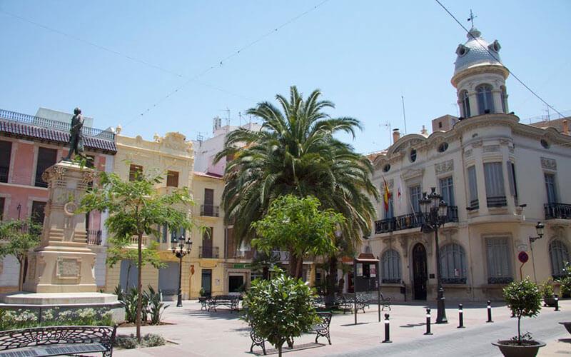 Novelda Town