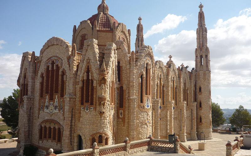 Monastery of Santa Maria Magdalena in Novelda