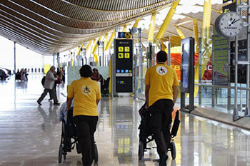 Disabled Facilities at Alicante Airport