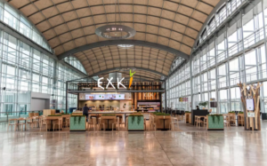 EXKi at Alicante-Elche Airport