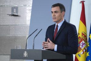 Spanish prime minister