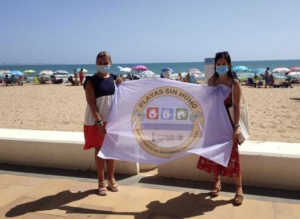 Beach sustainability campaign