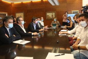 Diputación de Alicante meeting