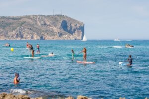 Nautical sports on the Costa Blanca