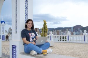Living and working in Benidorm